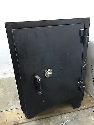RARE FIND ANTIQUE Herring Hall Marvin Safe - Co. circa 1920