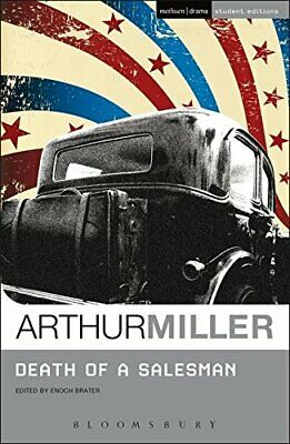 Death of a Salesman by Arthur Miller Paperback Book The Cheap Fast Free Post