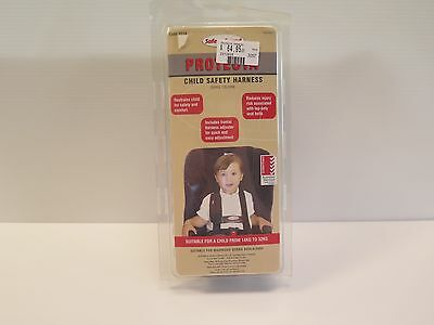 New Safe-N-Sound Protecta Child Safety Harness Series 120/2004