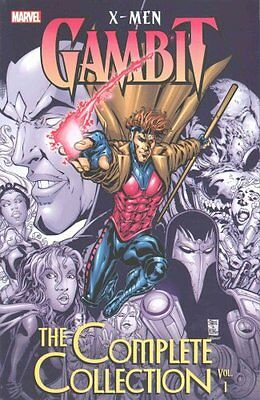 X-Men: Gambit: The Complete Collection Vol. 1: Vol. 1 9780785196853
