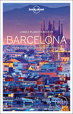 Lonely Planet Best of Barcelona 2017 (Travel Guide) - BRAND NEW 9781786570123