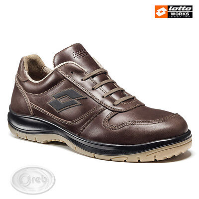 Safety Shoes Lotto Works Logos Ii R6990 S3 Src Waterproof