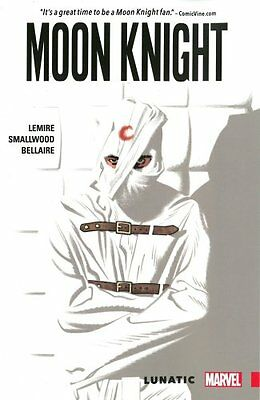 Moon Knight Vol. 1: Lunatic by Greg Smallwood 9780785199533 (Paperback, 2016)