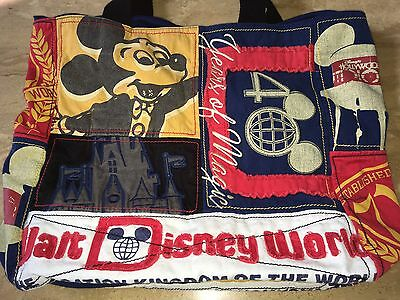 Disney Mickey Mouse Large Tote 40 Years Authentic