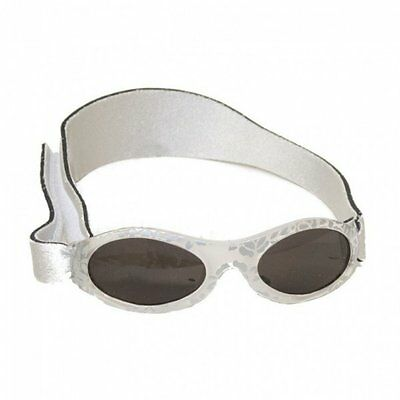 Baby Banz Patterned Silver