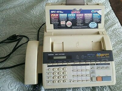 Brother Phone & Fax Machine MFC1970 MC