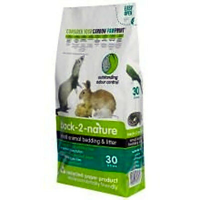 Back 2 Nature Small Animal Bedding 30ltr - BRAND NEW