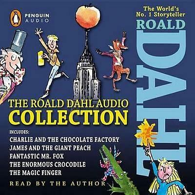 NEW The Roald Dahl Audio Collection By Roald Dahl Audio CD Free Shipping