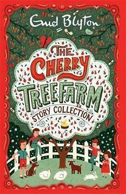 NEW The Cherry Tree Farm Story Collection By Enid Blyton Paperback Free Shipping