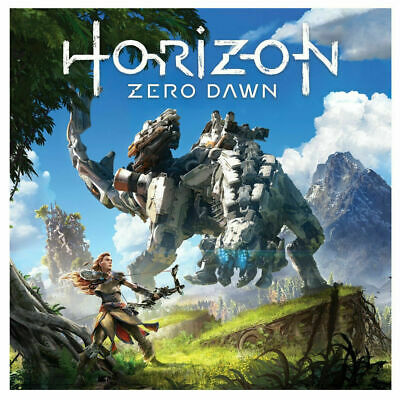 PlayStation 4 : Horizon Zero Dawn Standard Edition VideoGames Quality guaranteed