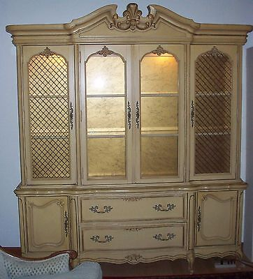 China Cabinet French Provinicial