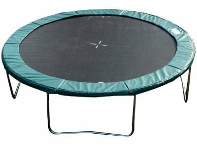 AOSOM 14ft Trampoline Pad Safety Foam Protect Round Mat Enclosure Frame Cover