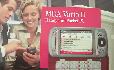 MDA Vario 2 Handy und Pocket PC in OVP
