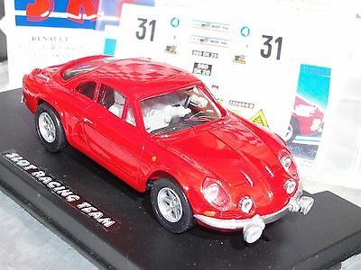 Srt Renault A110  Monte Carlo 71   Red  013001E1 1:32 Slot  New Old Stock Boxed
