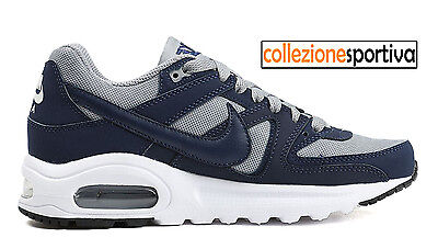 SCARPE UOMODONNA NIKE AIR MAX COMMAND FLEX (GS) 844346 003