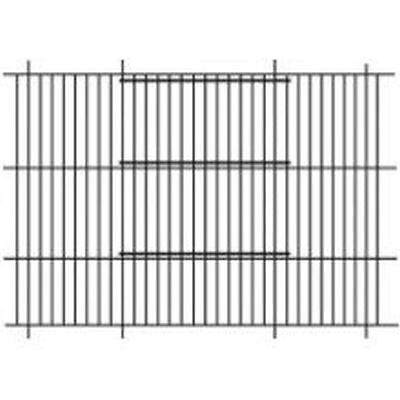 "Pennine Cage Fronts Budgie 24x12"" 4032"