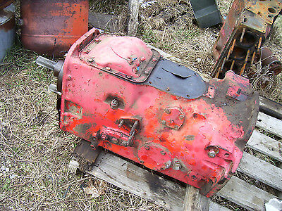 Vintage  Ford 871  Tractor -Select O Speed Trans - Parts