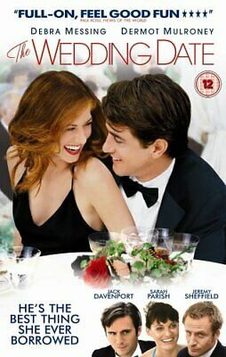The Wedding Date DVD (2005) Debra Messing ***NEW***