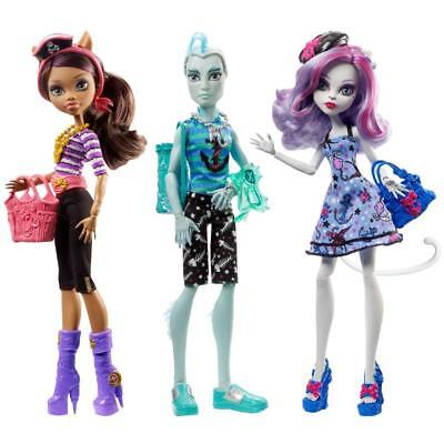 Monster High Shriek Mates Shriekwrecked Fashion Doll Mattel Toys