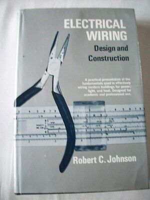Electrical Wiring Design Construction (1971 Hbdj)