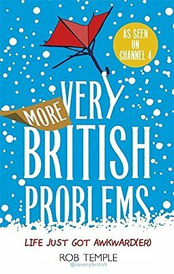 More Very British Problems, Temple, Rob, New condition, Book