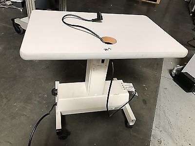 Optometry Ophthalmology Topcon Power Instrument Table