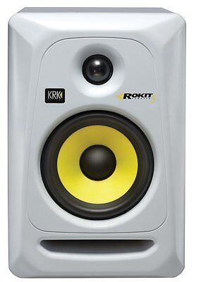 KRK RP5G3W Rokit 5 Active Generation-3 Powered Studio Monitor 2Way Amplifed