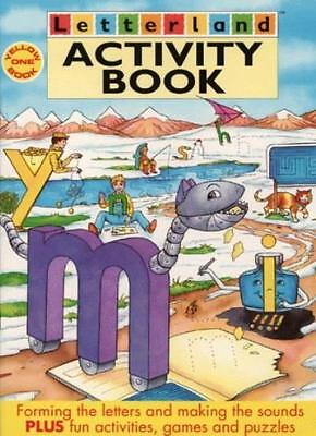 Letterland Activity - Activity Yellow Book One: Yellow Book 1 By Stephanie Lasl