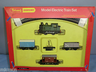 HORNBY RAILWAYS MODEL No.R614 PICK-UP GOODS SET   VN MIB