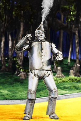 Jack Haley As Hickory/The Tin Man The Wizard Of Oz 11x17 Poster Smoking Head