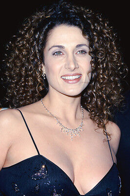 Melina Kanakaredes Busty Color 11x17 Mini Poster