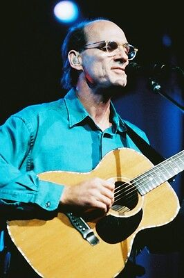 James Taylor Color Poster 11x17 Mini Poster