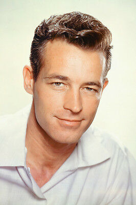Guy Madison Color 11x17 Mini Poster