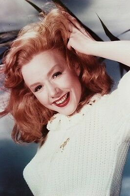 Piper Laurie Studio Glamour Color 11x17 Mini Poster