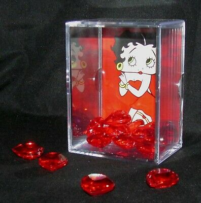 Betty Boop collectible (Inspired By) Hearts Display....BRAND NEW/SMOKE FREE