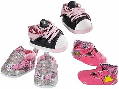 Zapf Creation Baby Born Trendy Doll Shoes (Assorted)
