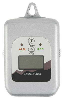 REED 8829 Temperature/Humidity Data Logger, -40 to 85°C (-40 to 185°F)
