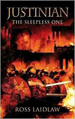 Justinian: The Sleepless One, New, Laidlaw, Ross Book