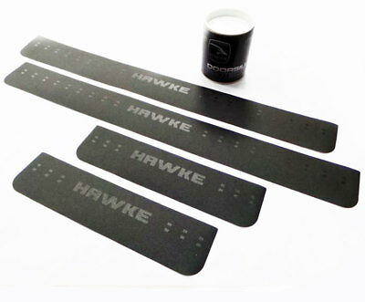 Discovery 3 HAWKE Sill Protection Kit Aftermarket Upgrade Design in Black