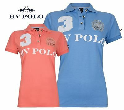 HV Polo Favouritas EQ SS Polo Shirt