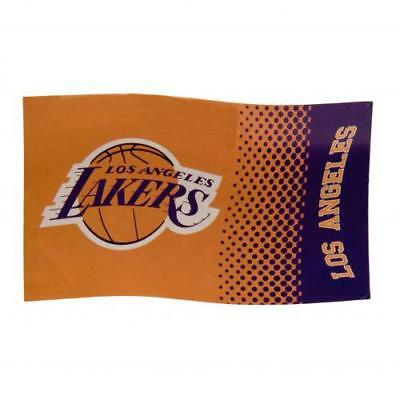 Los Angeles Lakers Flag FD
