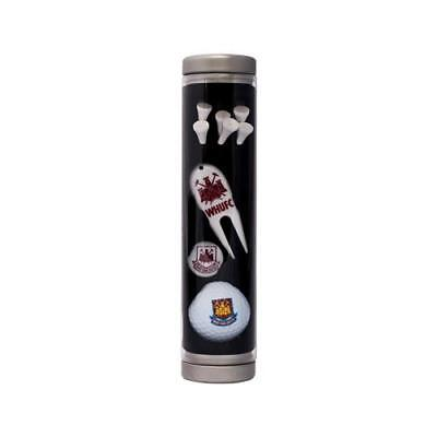 West Ham United F.C. Golf Gift Tube