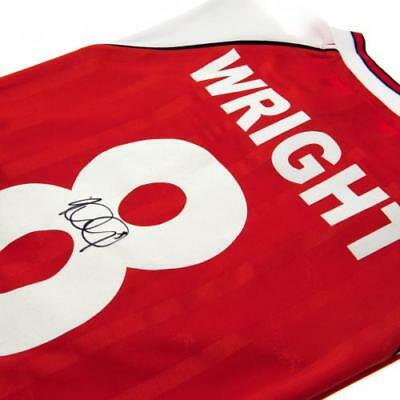 Arsenal F.C. Wright Signed Shirt