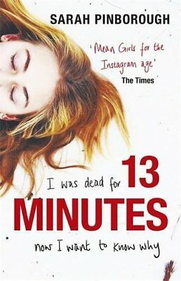 13 Minutes by Pinborough, Sarah Book The Cheap Fast Free Post