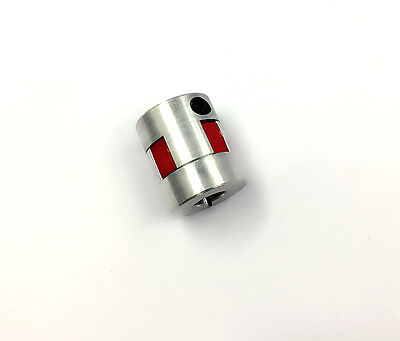 1 of Jaw Shaft Coupling Spider Flexible Coupler 6mm x 12mm D30L40