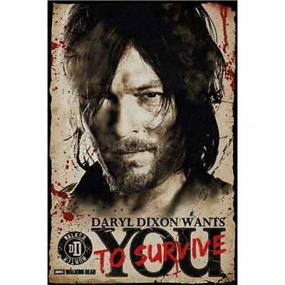 The Walking Dead Poster Daryl 217