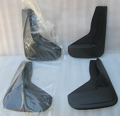 01 02 03 Toyota Prius Splash Guards Mud Flaps Set OEM 2001 2002 2003 NEW