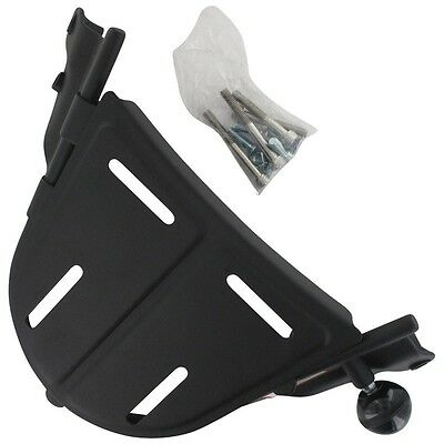 LUGGAGE RACK LUGGAGE CARRIER BLACK FOLD-UP PGO TR3 T-Rex XFP Scooter Shop