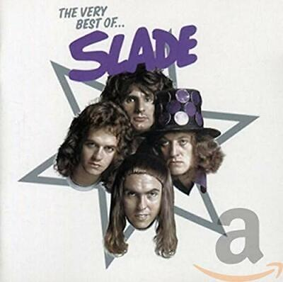 Slade - The Very Best Of Slade - Slade CD K8VG The Cheap Fast Free Post