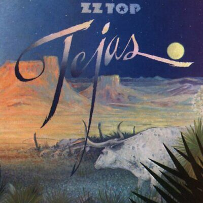 ZZ Top - Tejas - ZZ Top CD JUVG The Cheap Fast Free Post The Cheap Fast Free